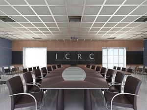 Remodeling of ICRC Office